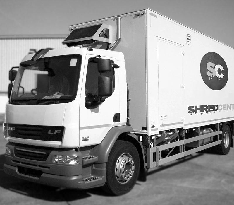 On Site Shredding Services