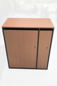 Dual Media / Paper Cabinet